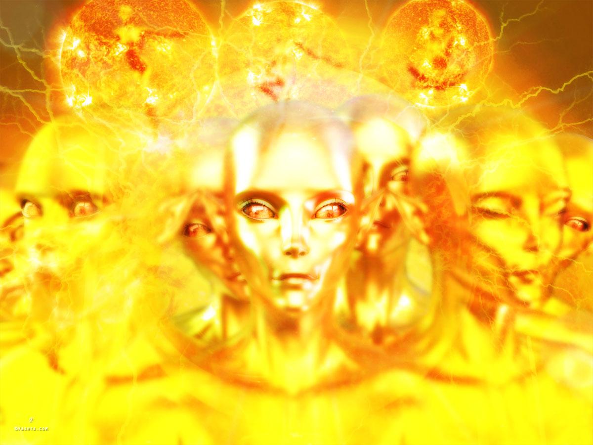 Solar entities