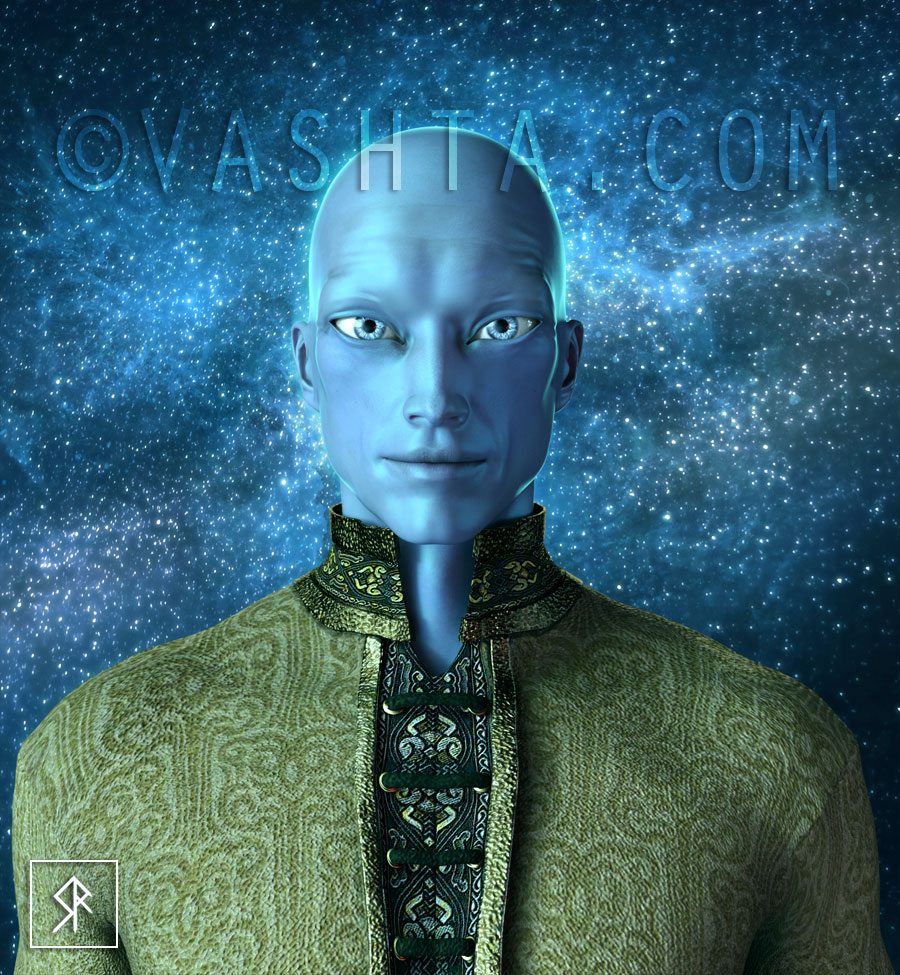 Pleiadian Archives | Vashta Narada's Galactic Art