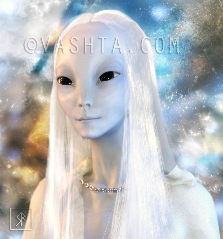 Sassani Lady